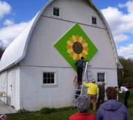 Alcona Quilt Trail Barn